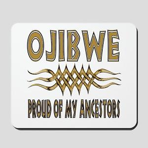 Ojibwe Ancestors Mousepad