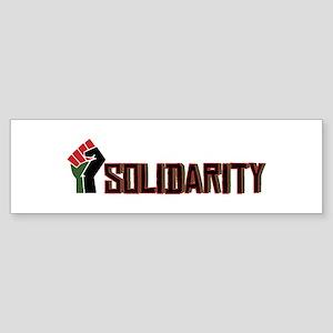 Solidarity Bumper Sticker