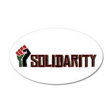 Solidarity Wall Decal