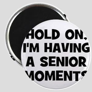 Hold On, I'm Having a senior Magnet