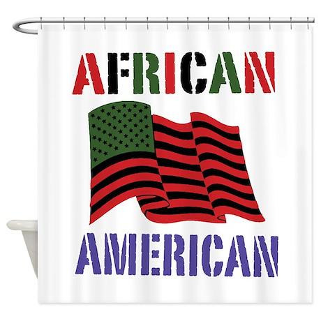 African American Shower Curtain by AnnTheGran9