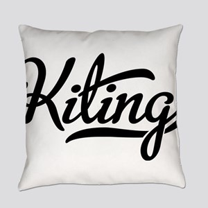 Kiting Everyday Pillow