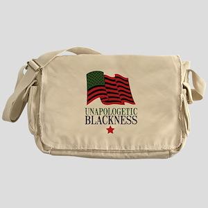 Unapologetic Blackness Messenger Bag
