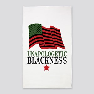 Unapologetic Blackness Area Rug
