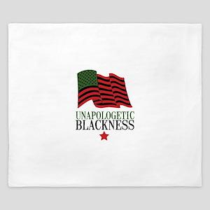 Unapologetic Blackness King Duvet
