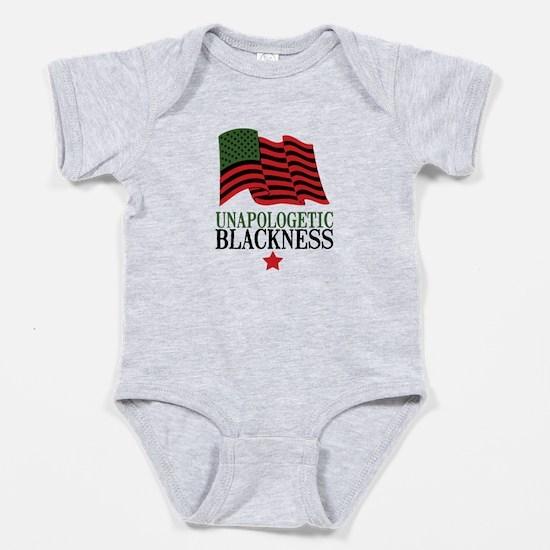 Unapologetic Blackness Baby Bodysuit