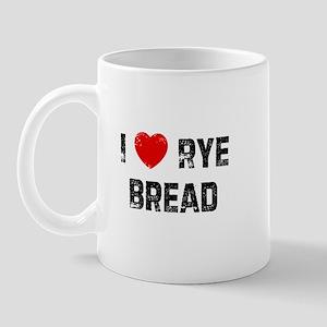 I * Rye Bread Mug