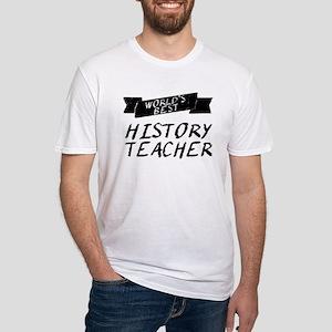 Worlds Best History Teacher T-Shirt