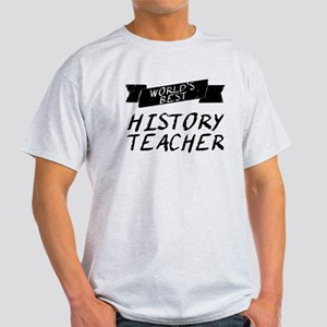 Worlds Best History Teacher T-Shirt