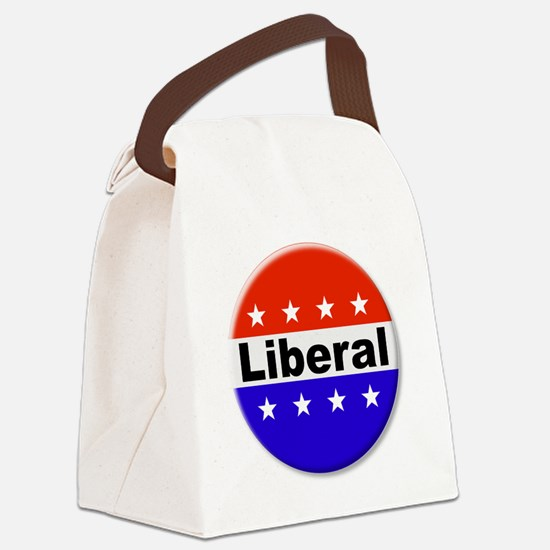 Liberal Canvas Lunch Bag