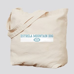 Estrela Mountain Dog mom Tote Bag