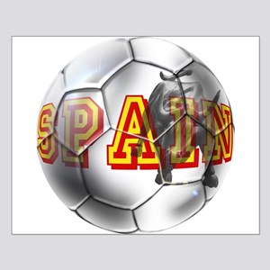 Spanish Soccer Ball Posters