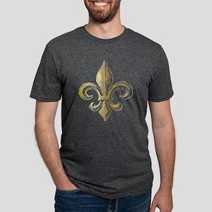 Gold Fleur De Lis T-Shirt