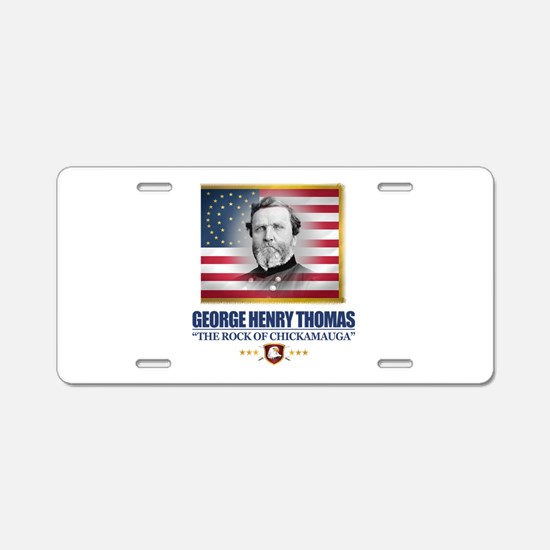 Thomas (C2) Aluminum License Plate