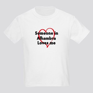 Loves me: Alhambra Kids Light T-Shirt