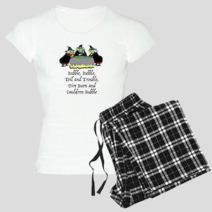 HALLOWEEN - BUBBLE BUBBLE T Women's Light Pajamas