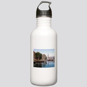 Vintage Amsterdam Phot Stainless Water Bottle 1.0L