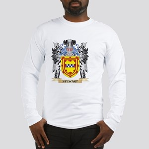 Stewart Coat of Arms - Family Long Sleeve T-Shirt