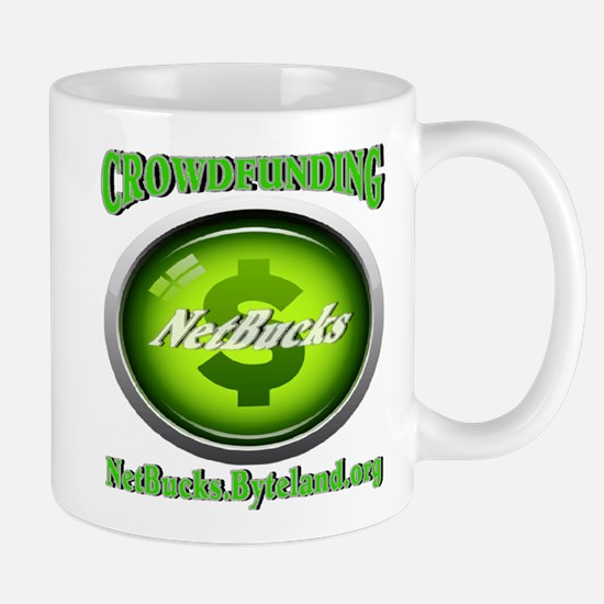 Crowdfunding NetBucks Mugs