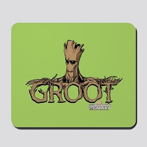 GOTG Comic Groot Mousepad