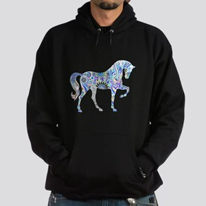 Cool Colorful Horse Hoodie