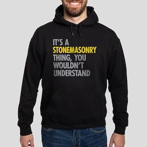 Stonemasonry Thing Hoodie (dark)