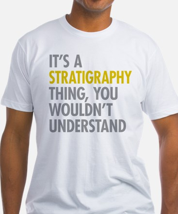 Stratigraphy Thing T-Shirt