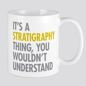Stratigraphy Thing Mugs