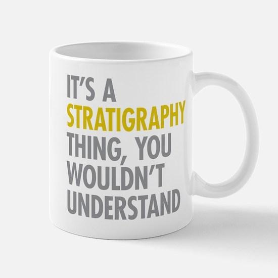 Stratigraphy Thing Mugs