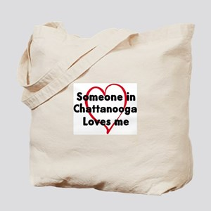 Loves me: Chattanooga Tote Bag