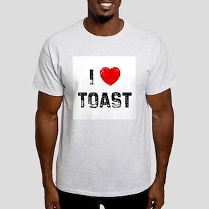 I * Toast Light T-Shirt