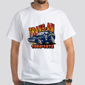 Mark Donohue Trans Am Camaro T-Shirt