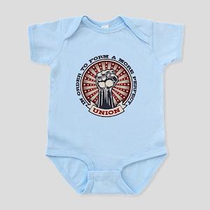 A More Perfect Union Infant Bodysuit