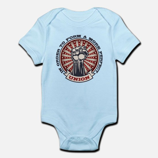 A More Perfect Union Infant Bodysuit