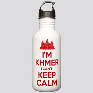 I'm Khmer I Can't Keep Calm Sports Water Bottle