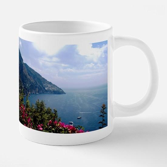 Amalfi Coast, Italy Mugs
