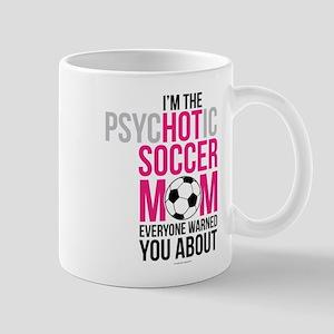 Psychotic Hot Soccer Mom Mugs