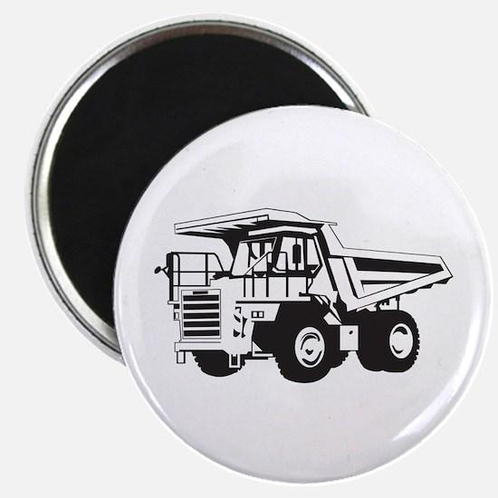 Dump Truck Magnet