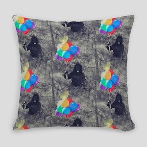 gorilla balloons Everyday Pillow