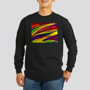 Gay rainbow art Long Sleeve T-Shirt