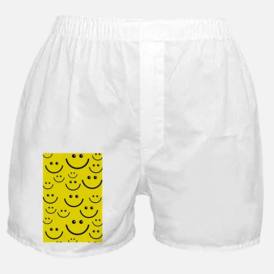happy face Boxer Shorts