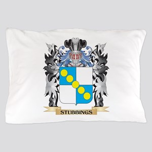Stubbings Coat of Arms - Family Crest Pillow Case