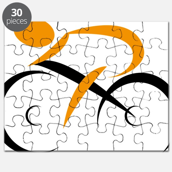 Funny Cyclist Puzzle