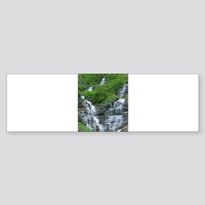 glacier national park Bumper Sticker