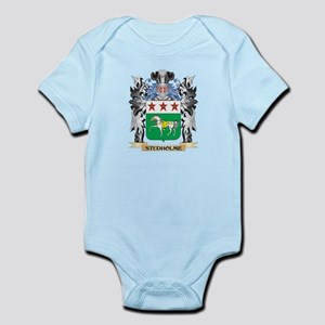 Studholme Coat of Arms - Family Crest Body Suit