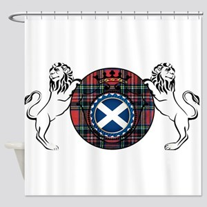 Scottish Pride Shower Curtain