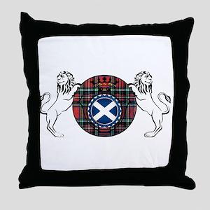 Scottish Pride Throw Pillow