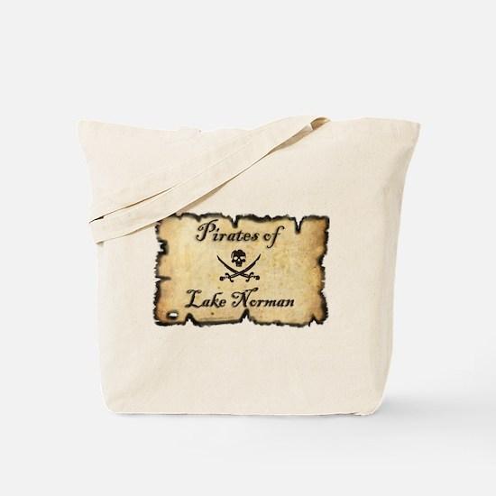 Funny Norman Tote Bag