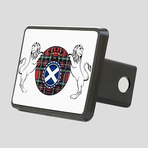 Scottish Pride Rectangular Hitch Cover