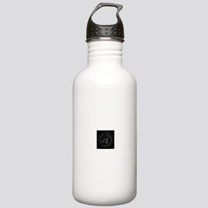 IFERS BLK DK GREY FACE Stainless Water Bottle 1.0L